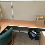 interior cubicle desk
