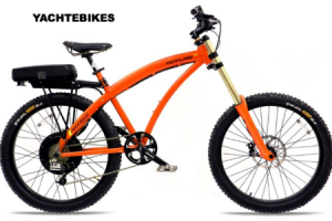 yachtebikes orange bike